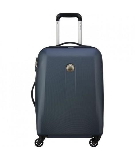 AIRSHIP Valise Trolley Cabine Slim 55 Cm 4 Roues Bleu Nuit