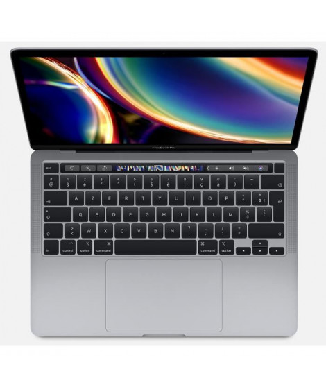 Apple - 13,3 MacBook Pro - 512Go - Gris Sidéral