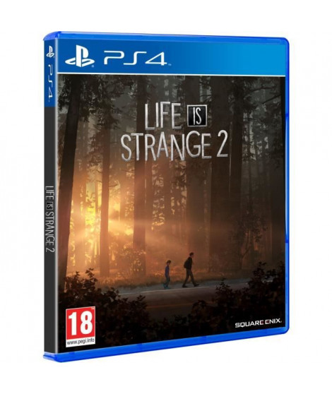 Life is strange 2 Jeu PS4