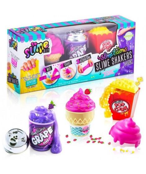SO SLIME DIY - Slimelicious 3 Pack - Soda / Pop Corn / Ice Cream