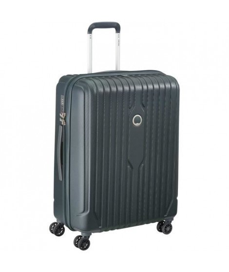 MASERU Valise Trolley 66 Cm 4 Roues TSA + ZST Anthracite