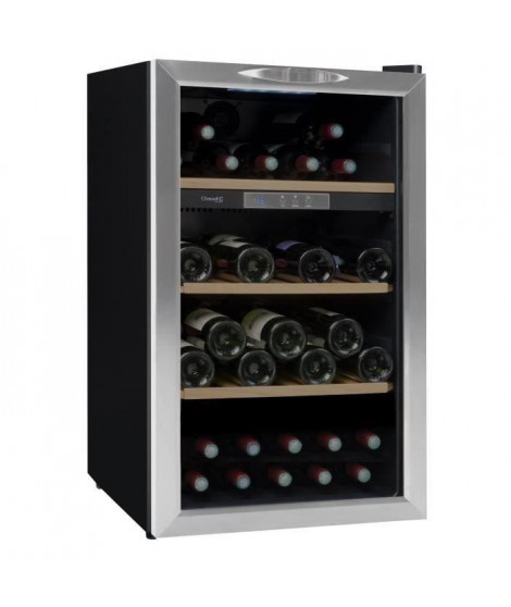CLIMADIFF CLS50  - Cave a vin de service - 52 bouteilles - Pose libre - Classe B - L 49,5 x H 84,8 cm