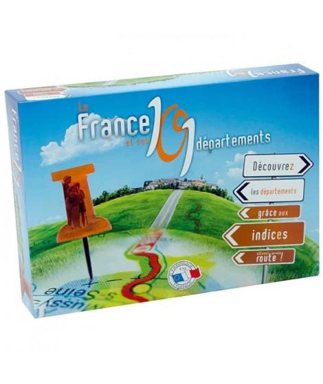 FERRIOT La France en 101 départements