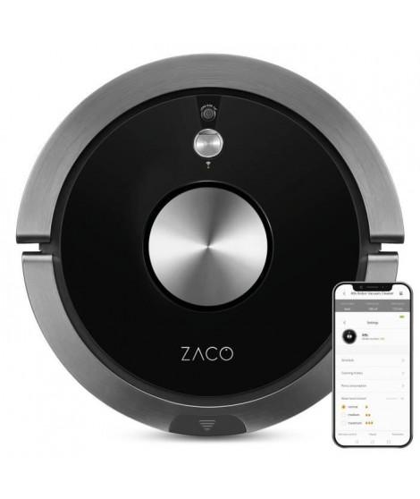 ZACO 501737 Robot Aspirateur Laveur A9s - Autonomie 120min - Réservoir 300ml - Puissance 22W