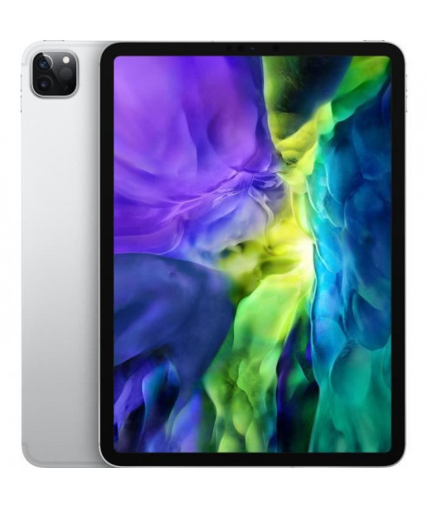 APPLE iPad Pro 11 Retina 128Go WiFi + Cellulaire - Argent - NOUVEAU