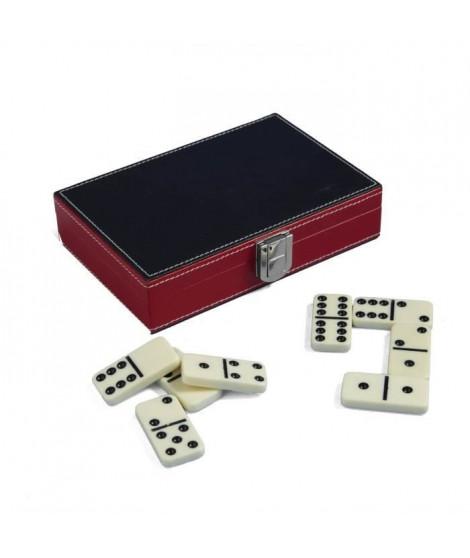 VITAEASY Jeu de dominos coffret luxe