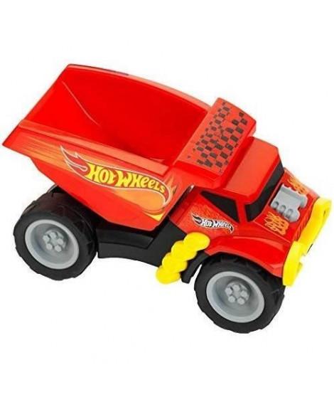 HOT WHEELS - Camion-benne Hot Wheels pour Enfant