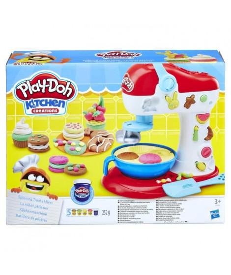Play-Doh Kitchen – Pate A Modeler - Le Robot Pâtissier