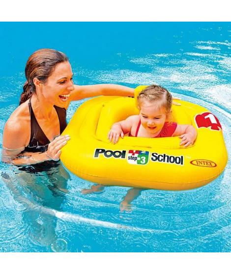 INTEX Bouee gonflable pour bébé piscine Culotte Pool School