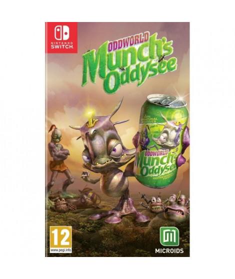 Oddworld Munch's Oddysee Jeu Switch