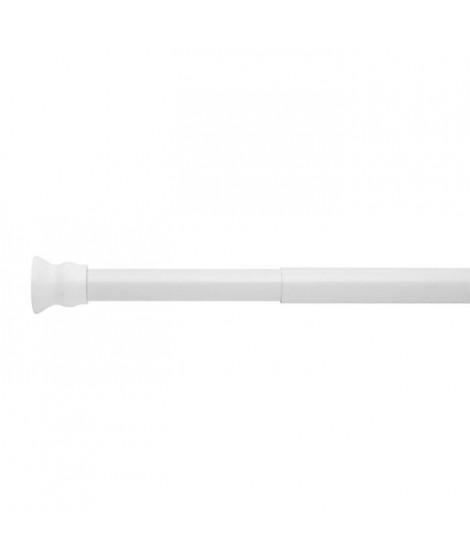 Barre extensible - 70-115 cm - ø 25 mm - Blanc