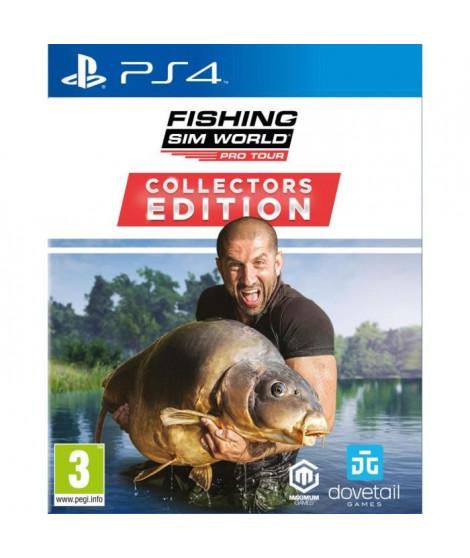 Fishing Sim World Pro Tour Collector's Edition Jeu PS4