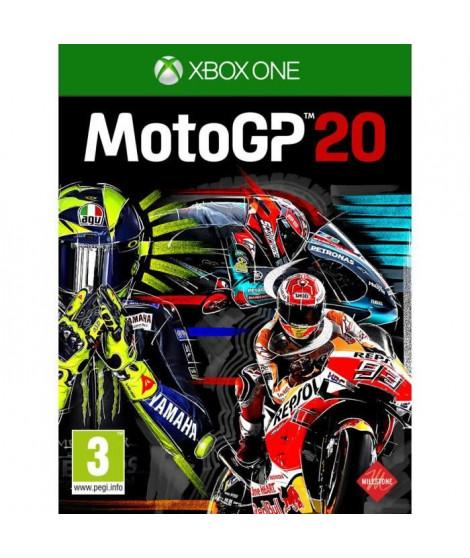 Moto GP 2020 Jeu Xbox One
