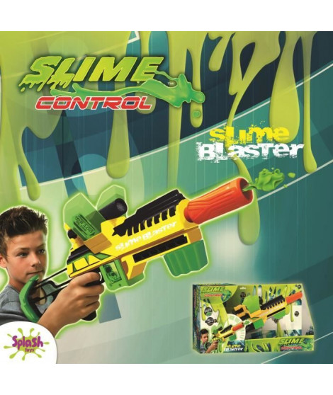 SPLASH TOYS Slime Control Slime Blaster