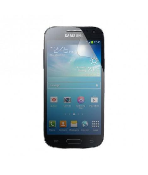 BLUEWAY Lot 2 proteges-écran One Touch pour Samsung Galaxy S4 Mini I9190 - Transparent