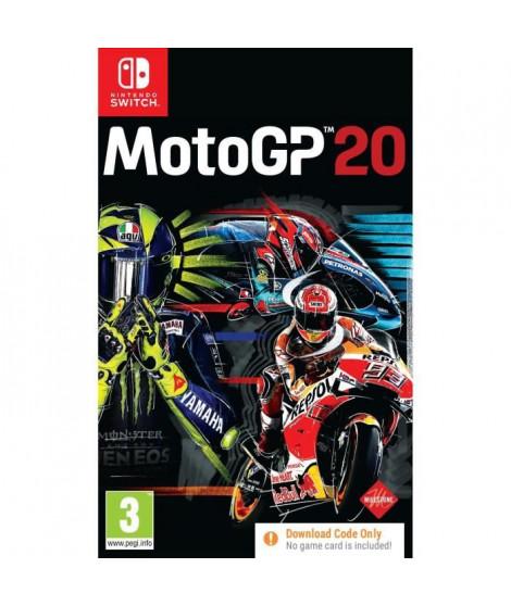 Moto GP 2020 Jeu Nintendo Switch