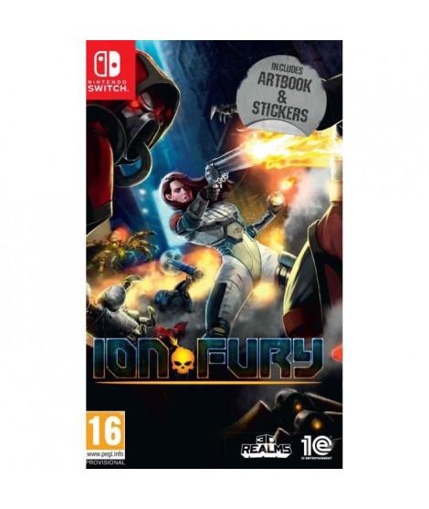 Ion Fury Jeu Nintendo Switch