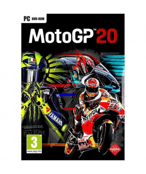 Moto GP 2020 Jeu PC