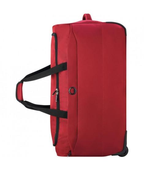 VISA DELSEY Sac de Voyage Trolley 70 cm- Polyester - 37x70x34  - 2400 gr - Rouge