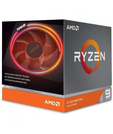 AMD Processeur Ryzen 9 3900X Wraith Prism cooler