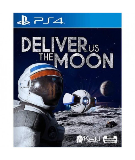 Deliver Us The Moon Deluxe Edition Jeu PS4