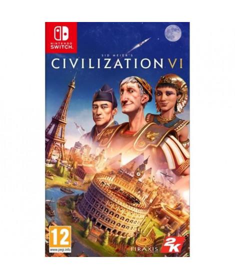 Civilization VI Jeu Switch