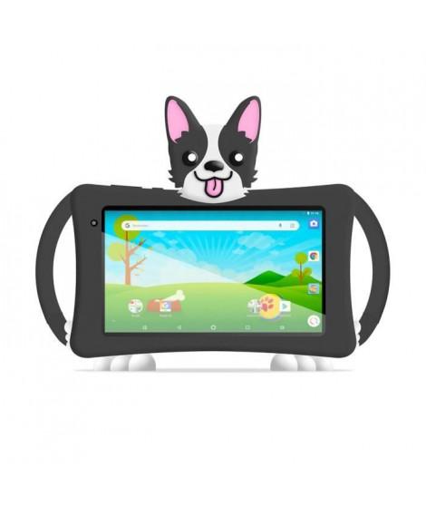 LOGICOM Tablette Tactile Enfant - LOGIKIDS5 16GO - 7 - RAM 1Go - Stockage 16Go - Android 8.1 Oréo - Noir