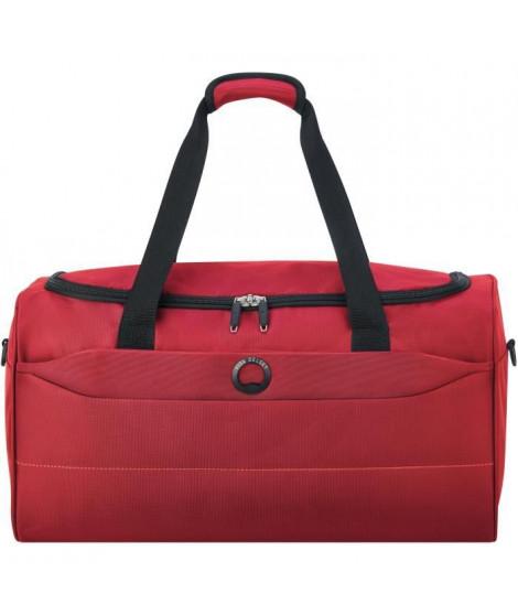 VISA DELSEY Sac De Voyage Cabine 50 cm - Polyester - 30x50x26 - 700 gr - Rouge