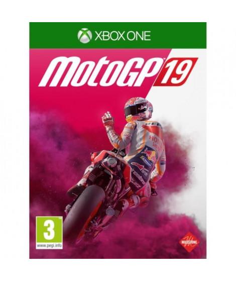 Moto GP 19 Jeu Xbox One