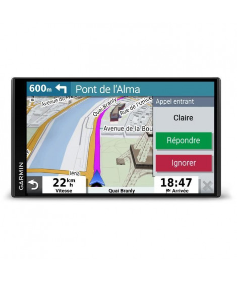 Garmin DriveSmart™ 55 LMT-D (EU) avec câble trafic inclus