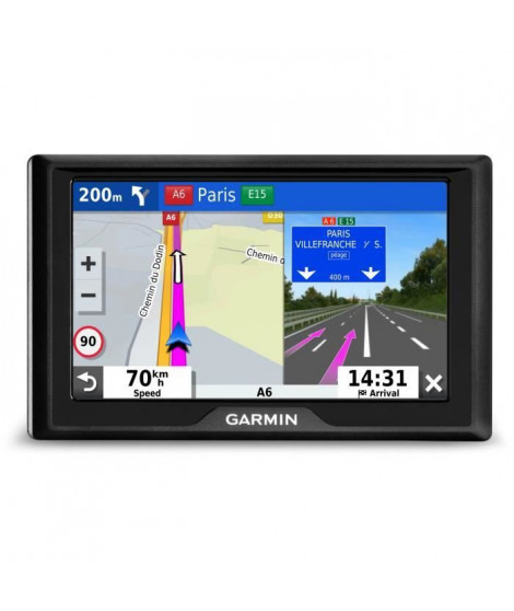 Garmin Drive™ 52 LMT Europe avec câble trafic inclus