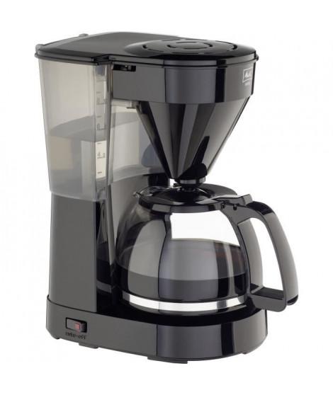 MELITTA Easy II 1023-02 - Cafetiere filtre - 1050 W - Noir