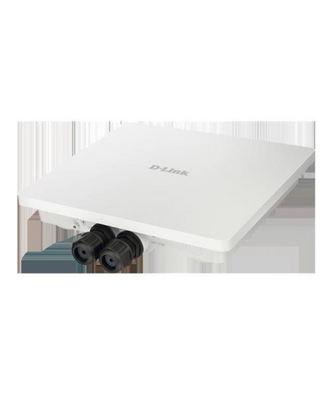 D-LINK Point d'acces extérieur Poe Wireless - DAP-3662 - AC1200 Dual-band simultané