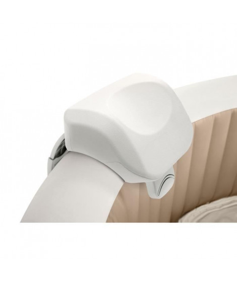 INTEX Appuie tete Luxe Pure Spa - Blanc