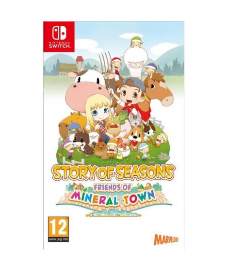 Story of Seasons: Friends of Mineral Town Jeu Nintendo Switch