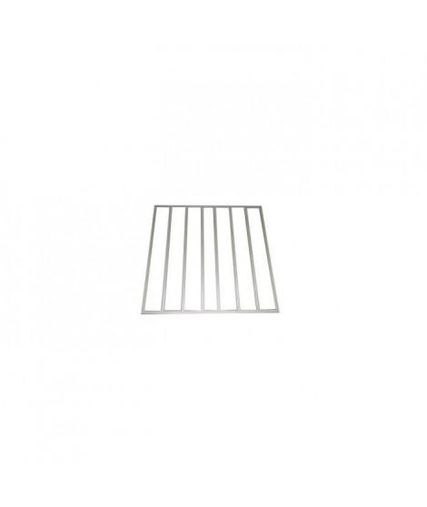 YARDMASTER Kit plancher pour abris de jardin métal 2,80 m²