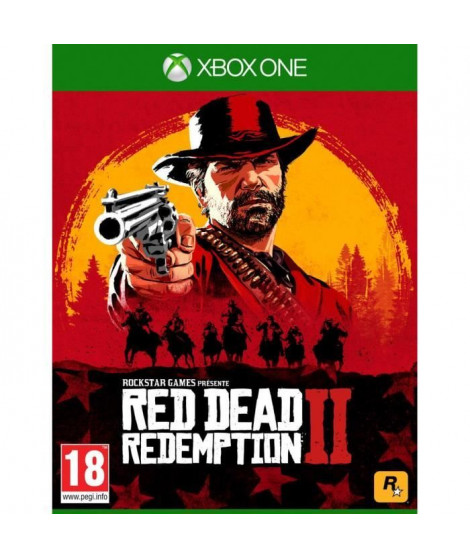 Red Dead Redemption 2 Jeu Xbox One
