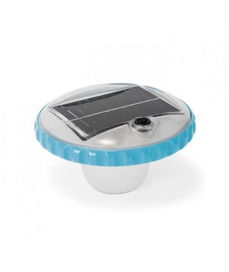 INTEX Lampe flottante solaire - 2 modes d'éclairage