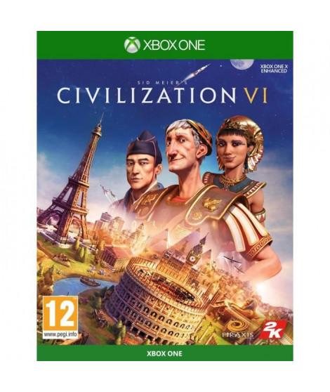 CIVILIZATION VI Jeu Xbox One