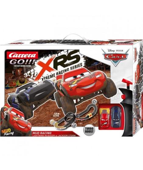 Carrera Go!!! Disney Cars 3 - Mud Racing