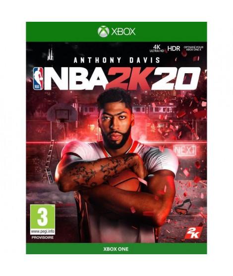 NBA 2K20 Édition Standard Jeu Xbox One