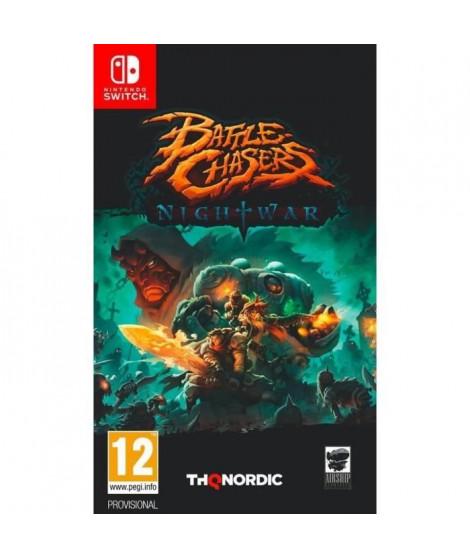 Battle Chasers: Nightwar Jeu Switch