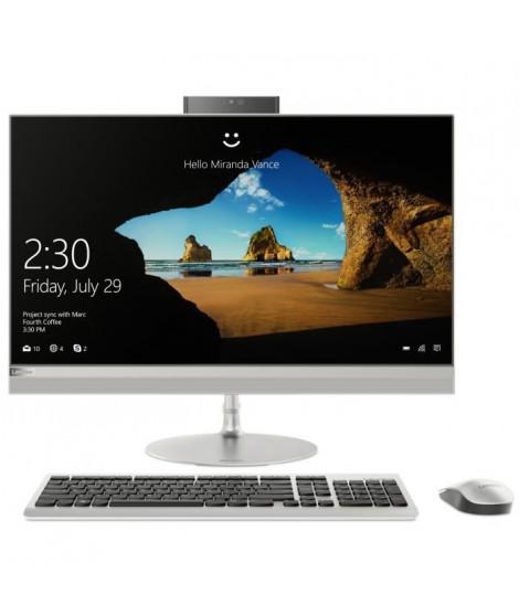 Ordinateur Tout-en-un Lenovo Ideacentre 520-27ICB - 27'' - i5-8400T - RAM 8Go - Stockage 2560Go SSD - Windows 10