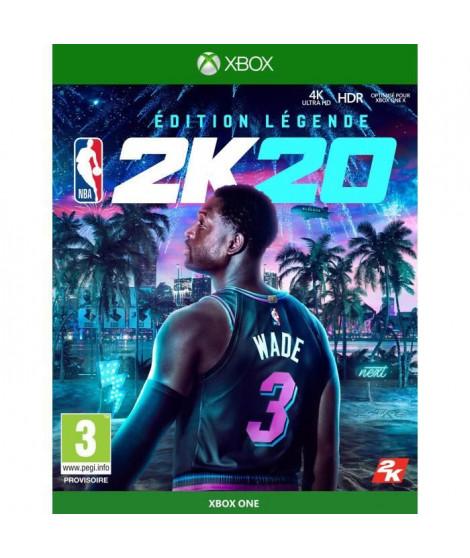 NBA 2K20 Édition Légende Jeu Xbox One