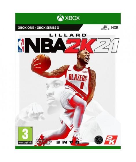 NBA 2K21 Jeu Xbox One