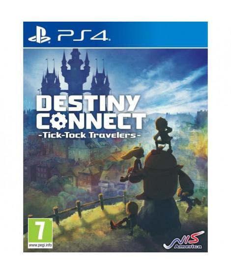 Destiny Connect : Tick-Tock Travelers Jeu PS4