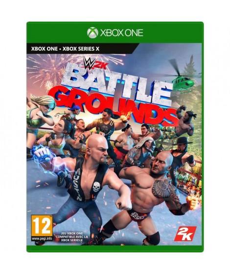 WWE 2K Battlegrounds Jeu Xbox One