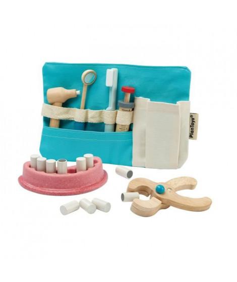 PLAN TOYS La trousse de dentiste