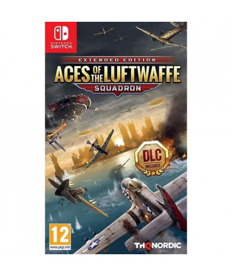 Aces of the Luftwaffe - Squadron Edition Jeu Switch