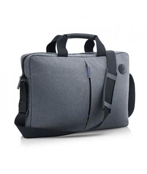 Mallette pour PC portable 15,6 pouces - Compartiments stylos, téléphone portables, accessoires. Rembourrage tissé sur le côté